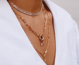 accessories, bijoux, and lady image