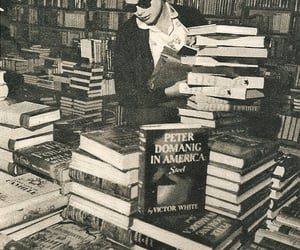 actress, books, and classic hollywood image