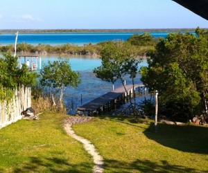 mexico and bacalar image