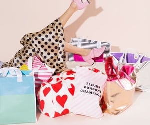 fashion, dressing, and pink image