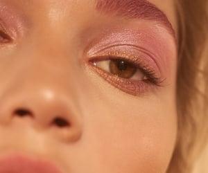 makeup, girl, and skin image