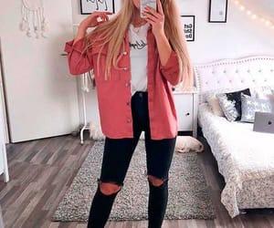 jacket and teen fashion image