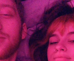 aesthetics, dyed hair, and boyfriend image