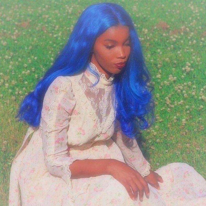 black girl, fiction, and mermaid image