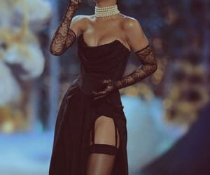 fashion, rihanna, and dress image