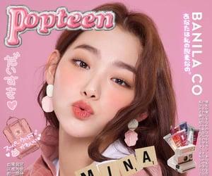edit, magazine, and pink image