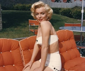 Marilyn Monroe, sexy, and vintage image