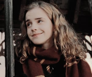harry potter, hermione granger, and goblet of fire image