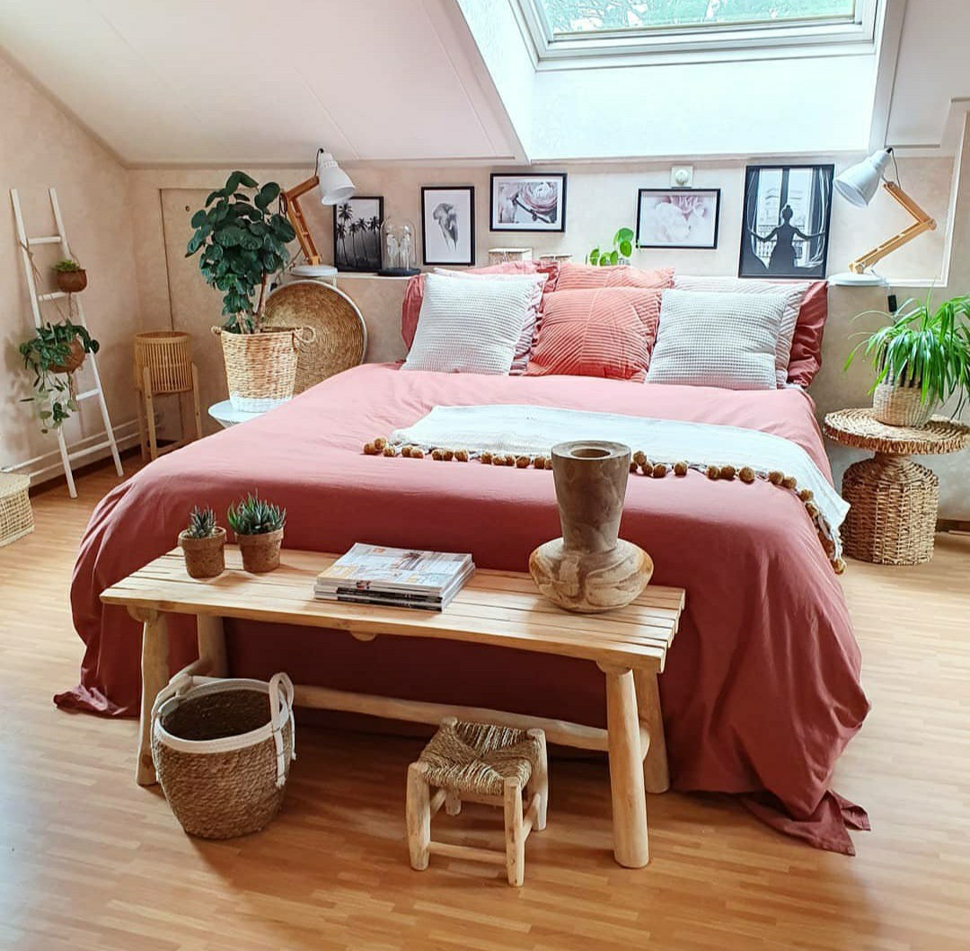 bedroom, cozy, and girl style image