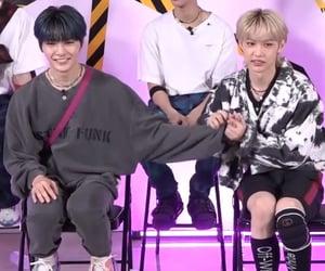felix, jeongin, and i.n image