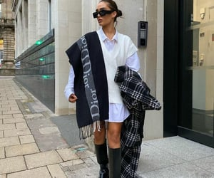 dior, fashion, and outfit image