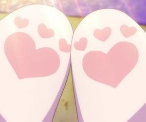 anime, neko, and paws image