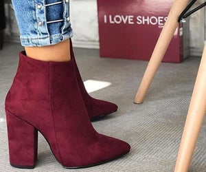boots, chaussures, and shoes image