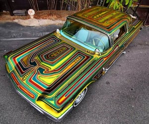 automobiles, cars, and lowrider image