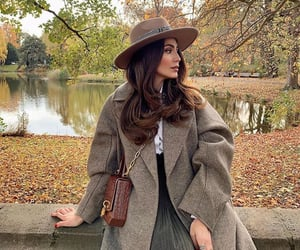 autumn, fashion, and beauty image