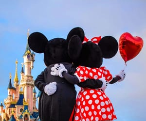 disney, mickey mouse, and disneyland paris image