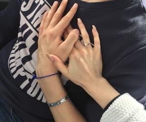 boyfriend, couple, and goals image