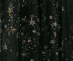 stars, aesthetic, and dress image