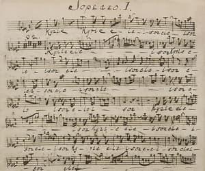 johann sebastian bach, autographed score, and mass in b minor image