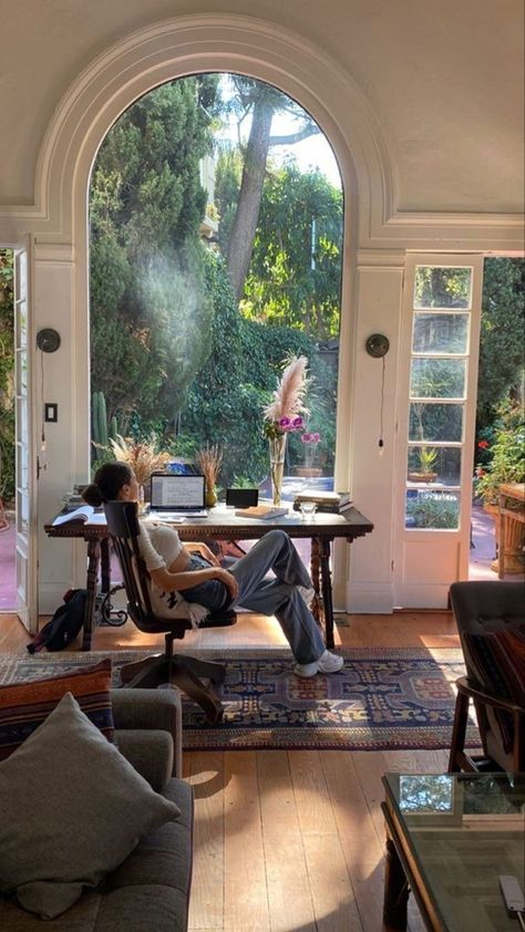 home and study image