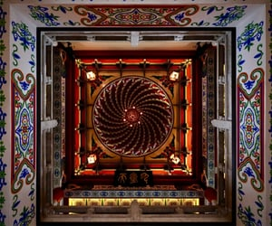 architecture, china, and top image
