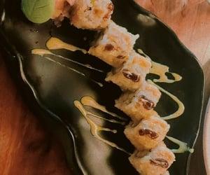 fish, japanesefood, and food image
