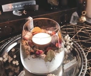 autumn, magick, and wicca image