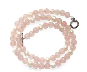 etsy, freshwater pearls, and toggle clasp image