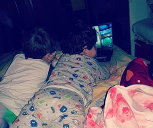 relax, pijamas, and babys image