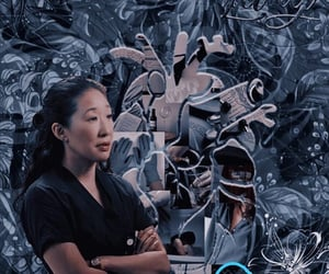 aesthetic, cristina yang, and tv show image