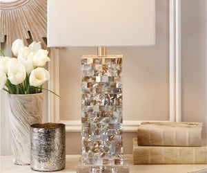 bling, home decor, and love image