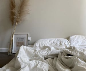 bed, bedroom, and nap image