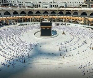 allah, islam, and macca image