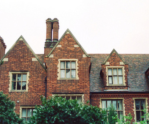vintage, house, and architecture image