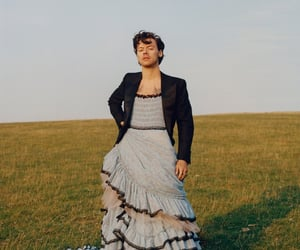 Harry Styles, vogue, and harry image