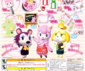 animal crossing, cyber, and soft theme image