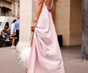 blush, chic, and fashion image