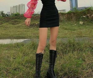 clothes, fashion, and women image