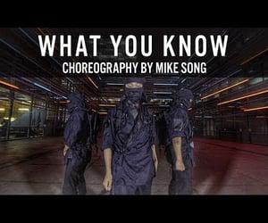 choreography, dance, and isolation image