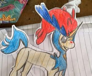 disegno, pokemon, and colori image