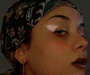 brown eyes, makeup, and tumblr image
