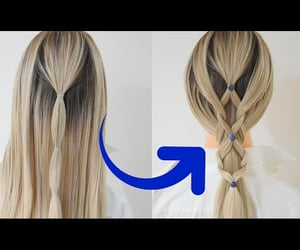 braid, hairstyles, and video image