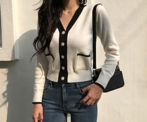 aesthetic, asian, and fashion image
