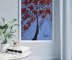 abstract art, modern painting, and still life art image
