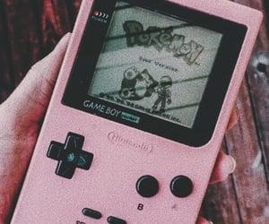 pink, pokemon, and game image