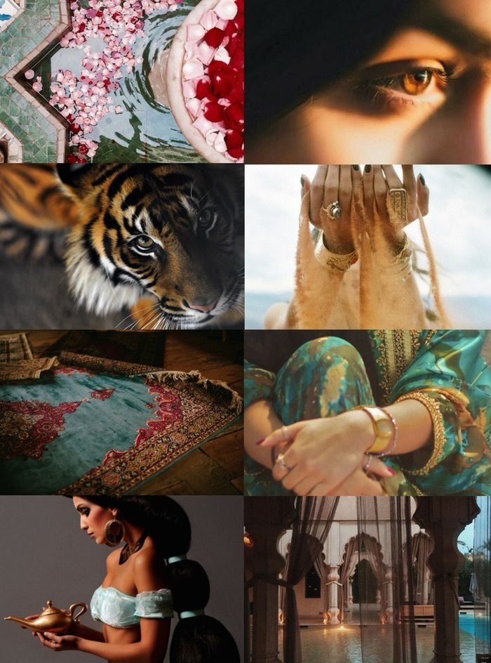 aesthetic, aladdin, and arab image