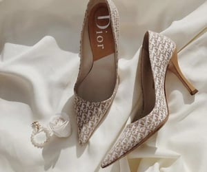 dior, shoes, and fashion image