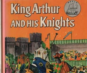 etsy, adventure book, and brave knights image