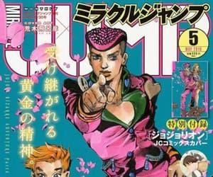 anime, manga, and jjba image