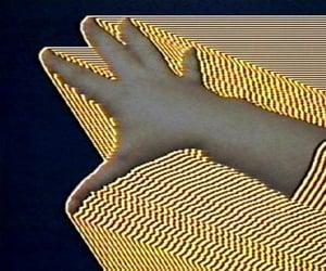 hand and grunge image